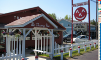 The Cherry Hut was established as a roadside pie stand in 1922. The Kraker family used it as a means to distribute homemade cherry pies made from fresh cherries out of their orchard. Later, in 1937, the Cherry Hut moved to its present day location on US 31 in Beulah, MI. Throughout its long history the Cherry Hut has always been known for its homemade pies and jams. Get your fill at The Cherry Hut in Beulah, Michigan. Tour the Valley Camp Ship museum in Sault Saint Marie.