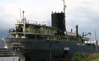 Coming soon: visit the SS Col. James M. Schoonmaker Museum Ship, once the largest freighter on the Great Lakes! The Great Lakes Historical Society is excited to introduce its new national museum at 1701 Front Street, Toledo, Ohio.