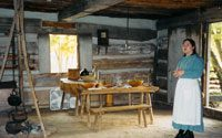 Exploring history is fun for the whole family at Sauder Village in Archbold. Chat with costumed guides about how families lived over 100 years ago. Marvel at craftsmen blending skill and creativity in glass, metals, fabric, wood and clay. Enjoy scrumptious homemade goodies.