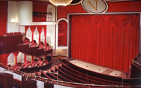 Following a $28 million renovation, the 108-year-old Valentine Theatre reopened in 1999 and has been the cultural center for northwest Ohio and southeast Michigan ever since. Be sure to sign up for their newsletter and take in a show or two.